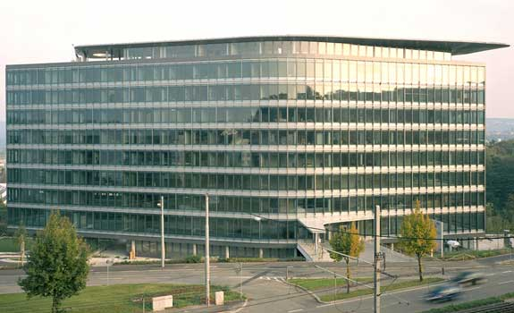 Agendis Business Center Downtown Stuttgart - BülowBogen Business Center, Heilbronner Strasse