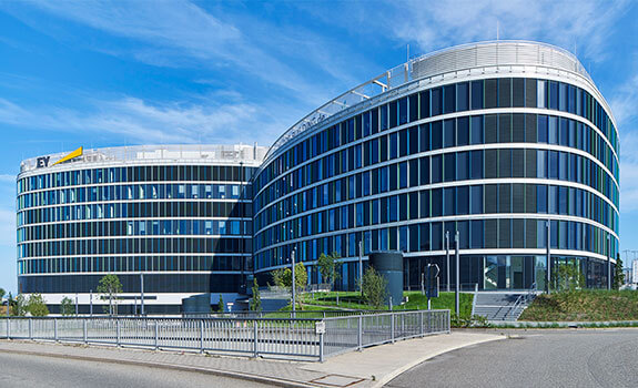 Agendis Business Center Stuttgart City North - Oasis Busines Center Stuttgart, am Pragsattel